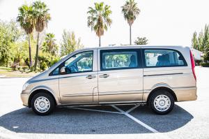 Autocares Blanco | Flota 9 Plazas
