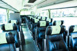 Autocares Blanco | Flota 55 Plazas VIP