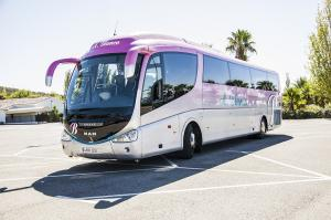Autocares Blanco | Flota 55 Plazas